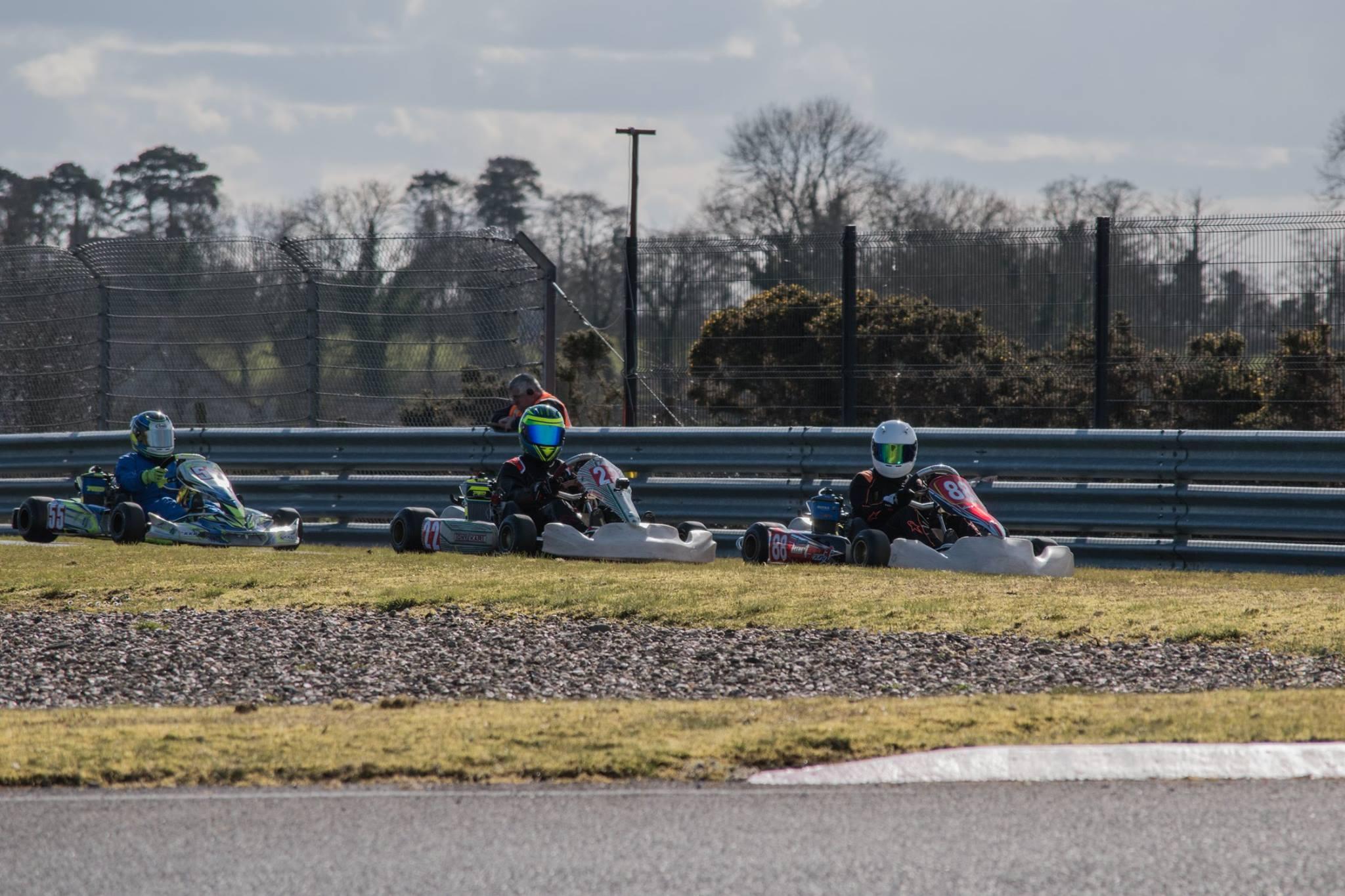 Ulster Karting Club - Round 1